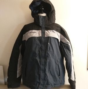 Columbia Storm Dry Waterproof Winter Jacket Mens L